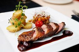 traiteur cuisine francaise repas assis paris