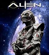 animation alien, performer alien