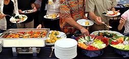 traiteur végétarien buffet paris