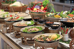 traiteur thaï buffet paris