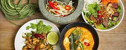traiteur thaï repas assis paris