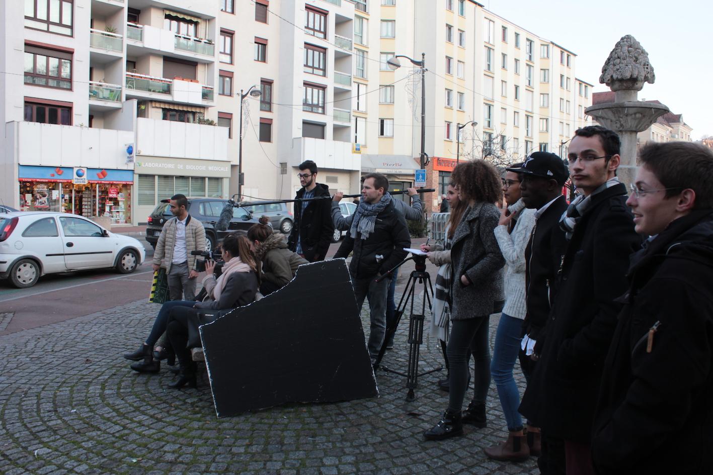 Initiation au Tournage de Film