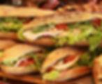 traiteur plateau repas gastronomique