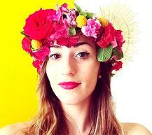 animation atelier couronnes de fleurs