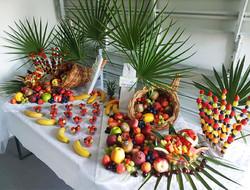 Animation buffet de fruits à Paris