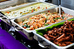 traiteur buffet chaud à Paris