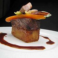 traiteur gastronomique repas assis paris