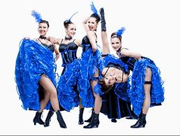 Danseuses Music Hall Paris