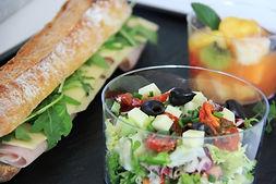 traiteurs sandwich et salade Paris