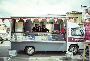 food truck pour festival
