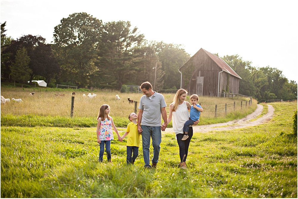 southern-maryland-sunset-family-session