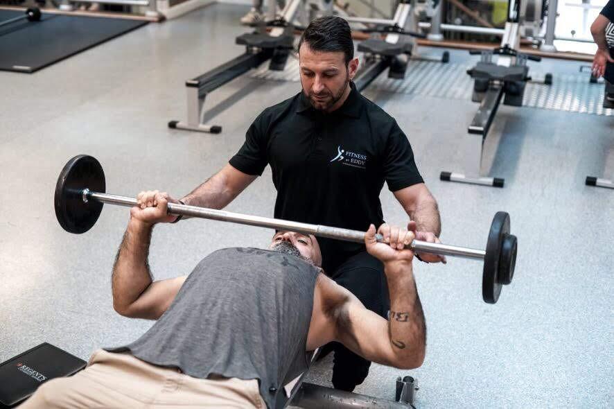 Personal Trainer Eddy