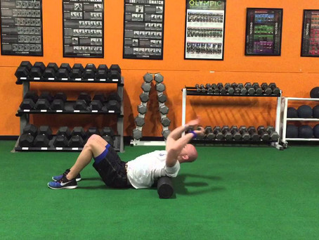 4 Effective Foam Rolling Drills That Increase Mobility