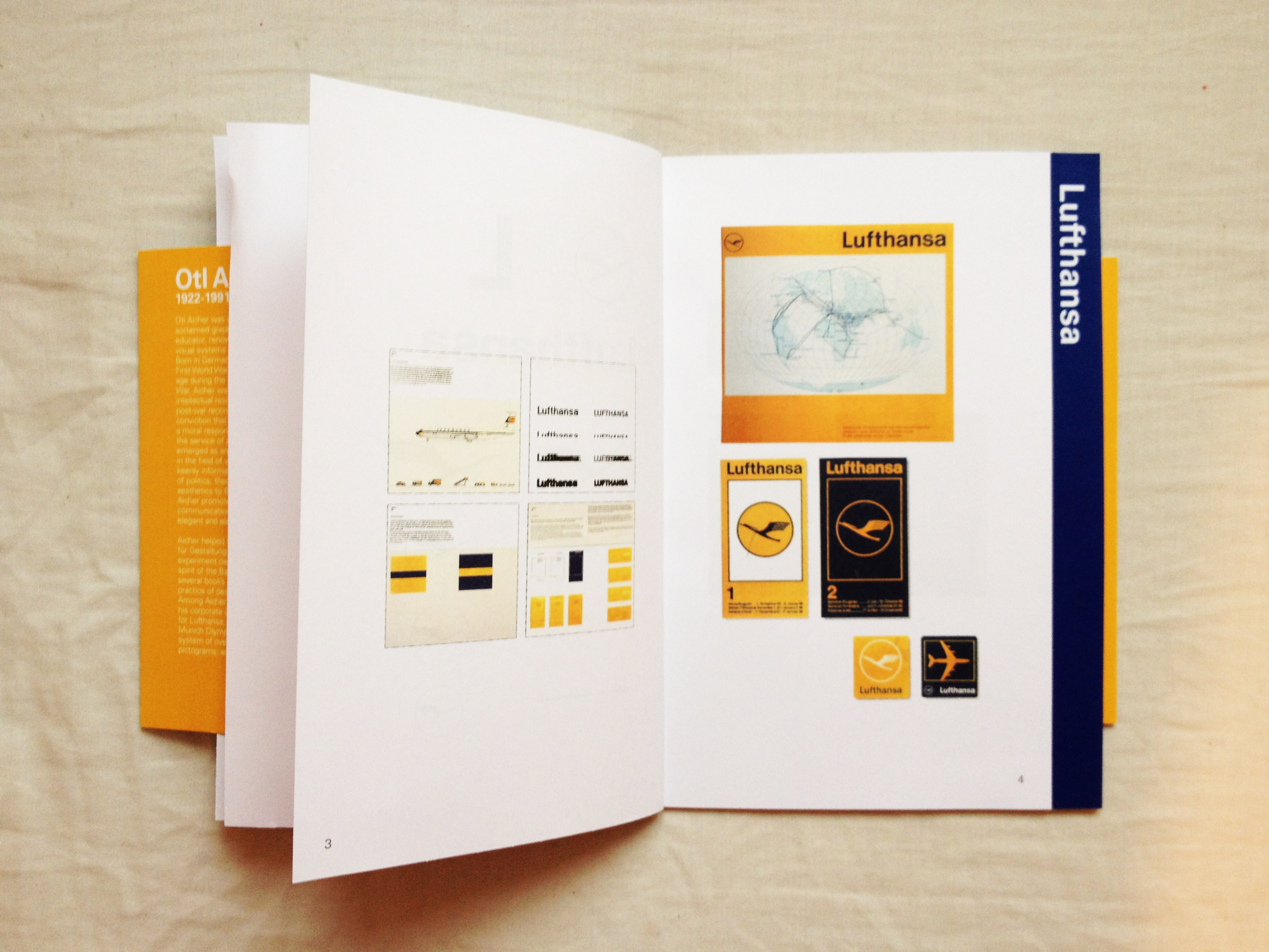 OTL AICHER BOOKLET