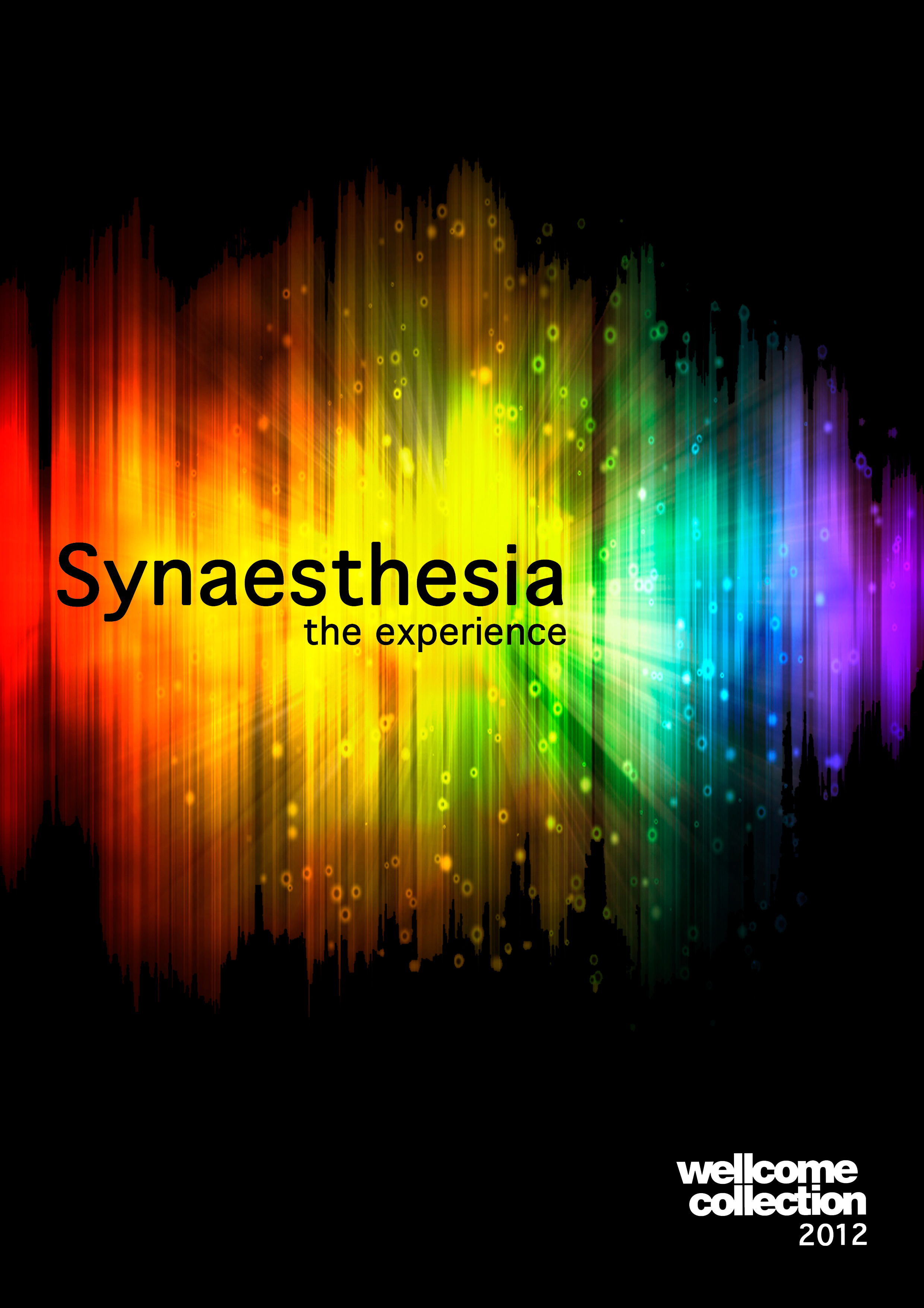 SYNAESTHESIA EXHIBITION POSTER