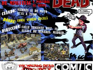 Demostración de The Walking Dead: All out war (11 de mayo)