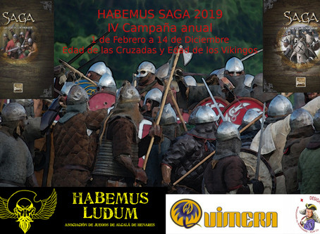 CAMPAÑA HABEMUS SAGA 2019 (1 feb 2019)
