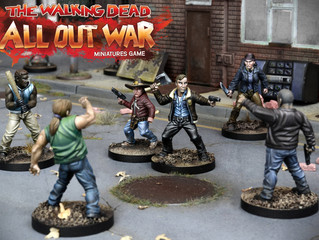 Mesa para The Walking Dead: All out war