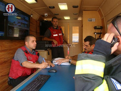 KY donated chapak to the fire services 3