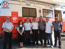 KY donated chapak to the fire services