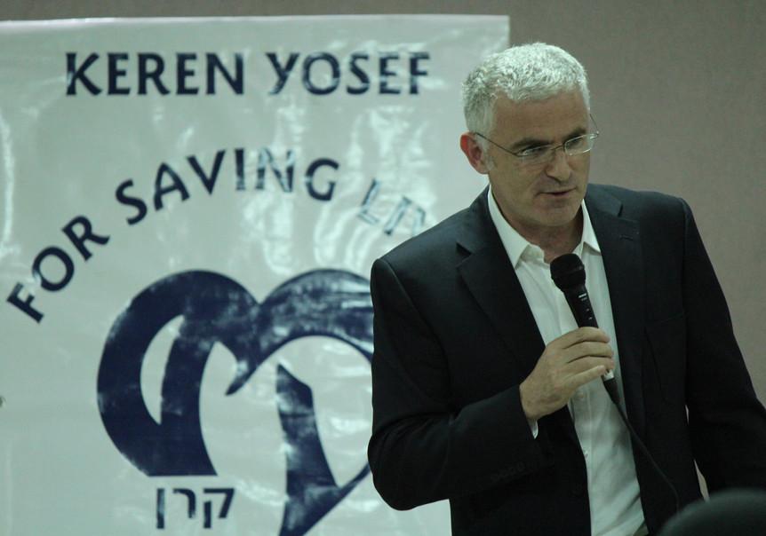 Israel's ambassador to the UK Daniel Tau