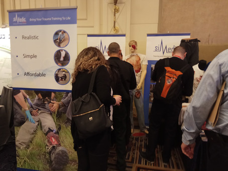 SiMedic Introduces Innovative Trauma Solutions At IPRED-V Conference