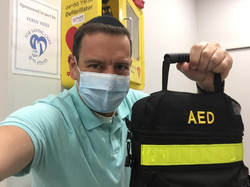 AED during corona