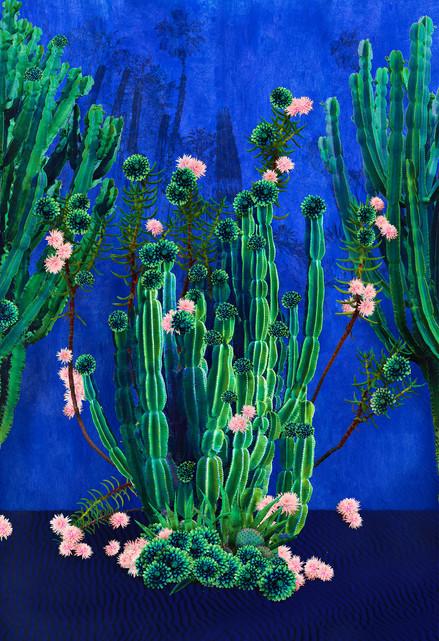 Cactus Majorelle