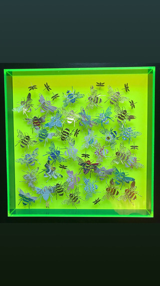 NEON BEES
