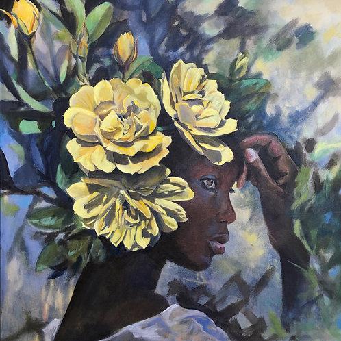 The Yelllow Rose of Charleston