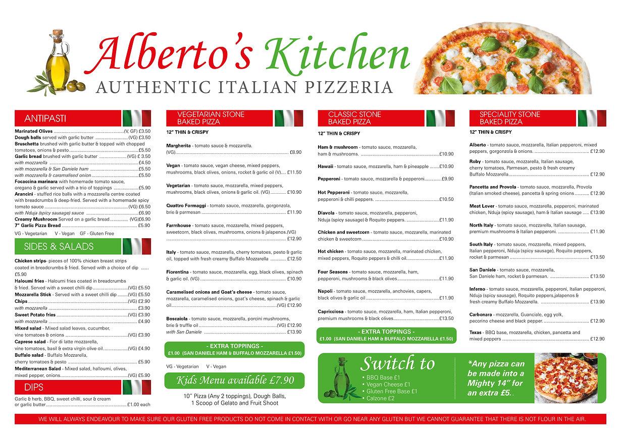 ALBERTO'S KITCHEN A3 MENU front.jpg