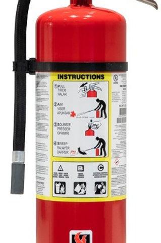 10LB ABC Extinguisher