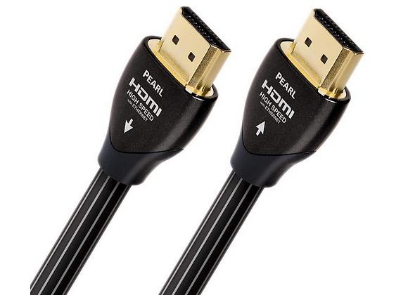 8 FT Pearl Premium HDMI Cable