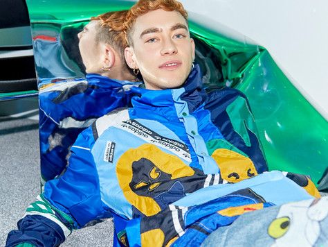 An Anthem for Living, Loving and Dying Amid Crisis - Years and Years Frontman Olly Alexander's cover