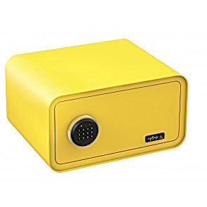 mysafe jaune big Techno Safe coffres forts
