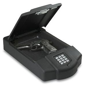 caissette porte pistolet Techno Safe coffres forts