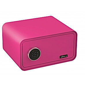 mysafe pink big Techno Safe coffres forts