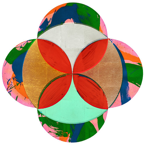 MAX GIMBLETT – 'Faith' – Limited Edition Print