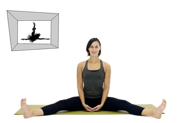 Hold Back, Tiny Dancer: Advice for Flexible Yoga Beginners