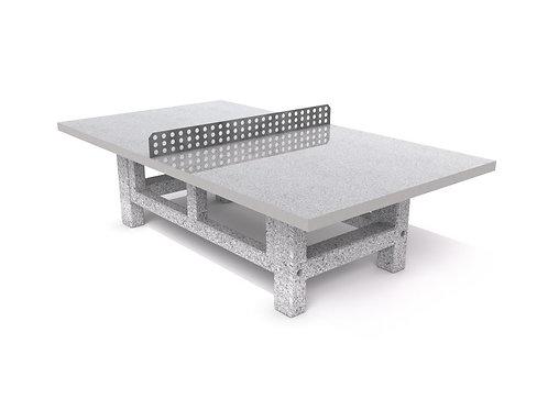 Betona galda teniss 02 -iebūvējams zemē