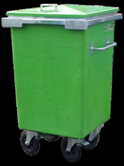 PD- atkritumu konteineris