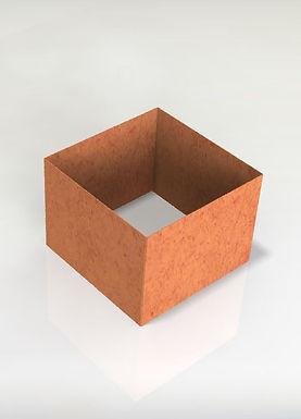 Kvadratiska Odlingsram 70x70x30(h)cm