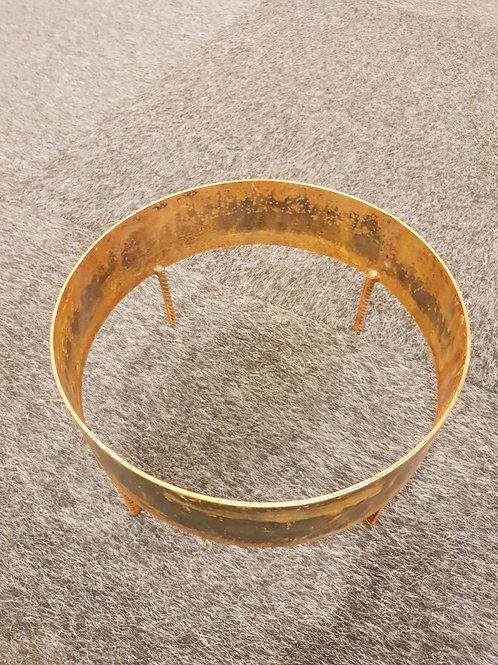Trädring Corten 60x10cm -3mm