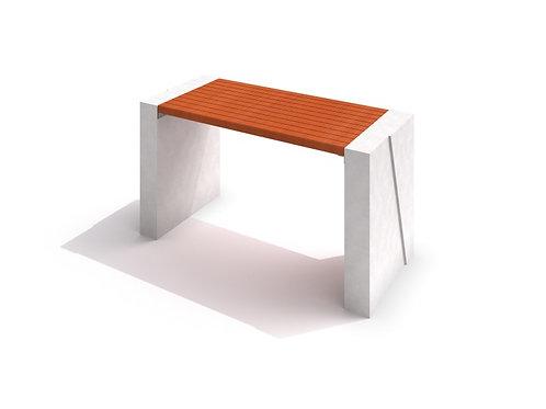 DECO balts betona galds 01
