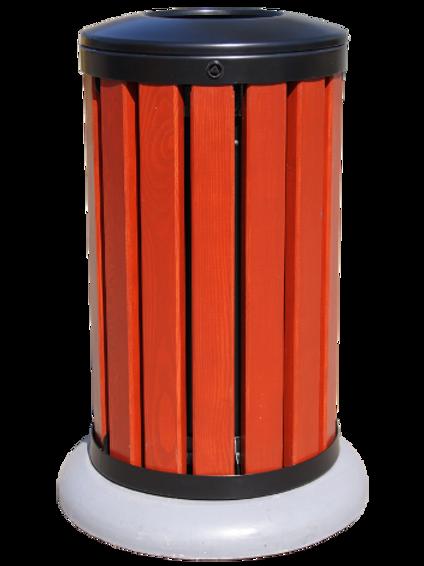 SOSNA atkritumu tvertne