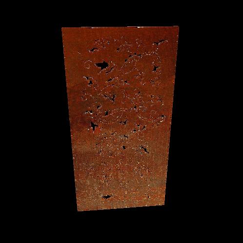 Skärmvägg Spalje 90x200cm nr.10