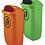 Thumbnail: DIN atkritumu tvertne