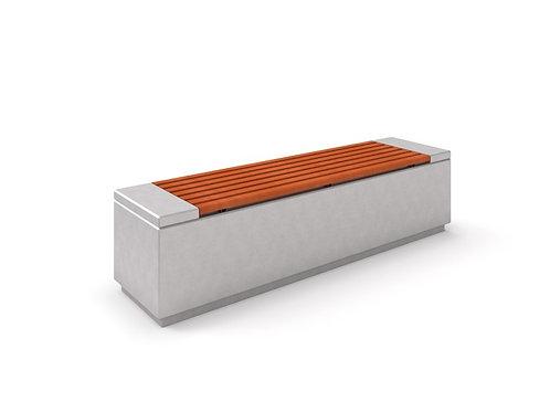 DECO balts betona sols  2
