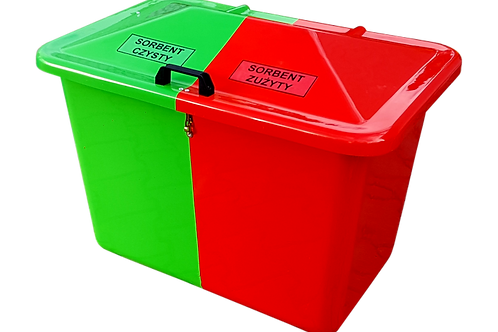 Sorbenta konteiners bīstamiem atkritumiem 220L