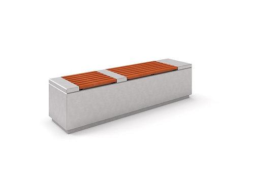 DECO balts betona sols 3